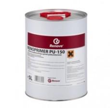 Renove RENOPRIMER PU 150 ПУ грунтовка для стяжки с растворителями